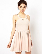 Oh My Love Sporty Skater Dress