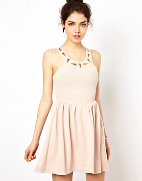 Image 1 ofOh My Love Sporty Skater Dress