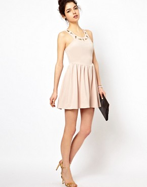 Image 4 ofOh My Love Sporty Skater Dress
