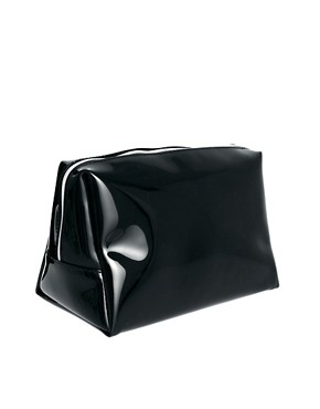 Image 2 ofTed Baker Glitter Bow Large Washbag
