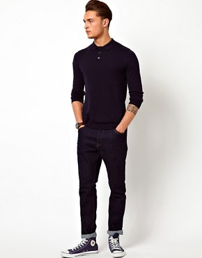 Image 4 ofASOS Knitted Polo