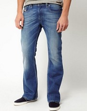 Diesel - Zathan 810J - Jeans bootcut