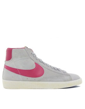 Image 4 ofNike Blazer Mid Suede Trainers
