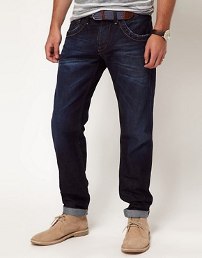 Image 1 ofPepe Tooting Regular Fit Jeans