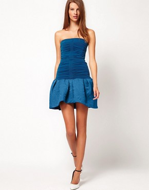 Image 4 ofCamilla &amp; Marc Dress with Gathered Mesh