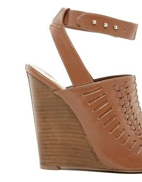 Image 2 ofASOS HARLEM Wedges