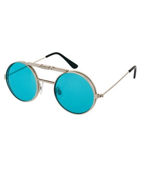 Image 1 ofSpitfire Round Sunglasses