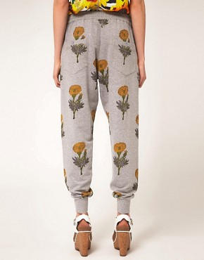 Image 2 ofAshish Sweatpant With Printed Marigold