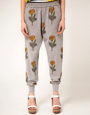 Image 4 ofAshish Sweatpant With Printed Marigold