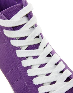 Image 2 ofASOS DEVIOUS High Top Trainers
