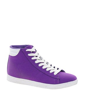 Image 1 ofASOS DEVIOUS High Top Trainers