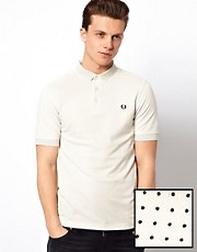 Fred Perry Polo with Small Pindot Collar - EXCLUSIVE