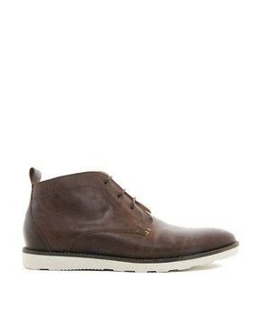 Image 4 ofASOS Chukka Boots With Wedge Sole
