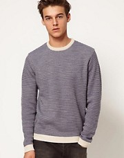 ASOS &ndash; Nahezu einfarbiger Pullover