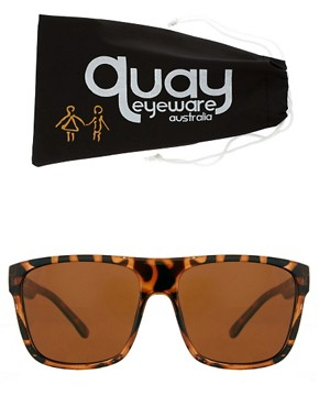 Image 2 ofQuay Eyewear Wayfarer Sunglasses