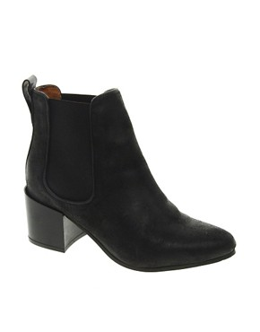 Image 1 ofWhistles Carlotta Block Heel Chelsea Boots