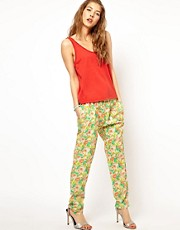 Paul and Joe Sister Floral Pants