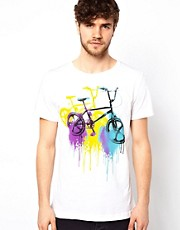Joystick Junkies BMX T-shirt