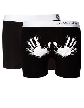 Image 1 ofGolden Child Hands On 2 Pack Trunks
