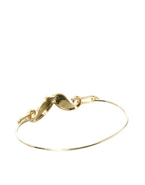 Image 2 ofLimited Edition Moustache Fine Bangle