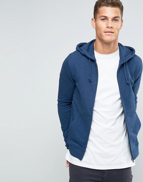 United Colors of Benetton Zip Up Hoodie