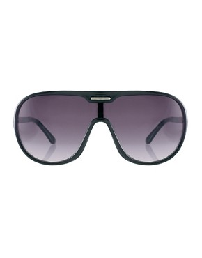 Image 2 ofJack &amp; Jones Moulded Aviator Sunglasses