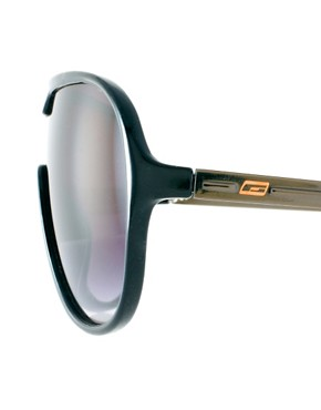 Image 4 ofJack &amp; Jones Moulded Aviator Sunglasses