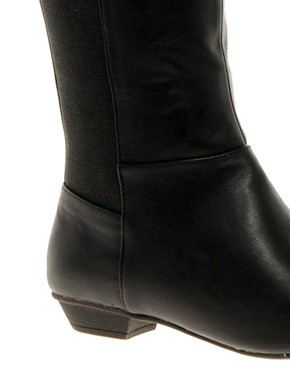 Image 2 ofASOS CASPER Knee High Boots