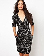 Emily &amp; Fin Polka Dress