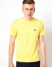 Camiseta con logo de guila de Lyle & Scott Vintage