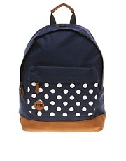 Mi-Pac Polkadot Backpack