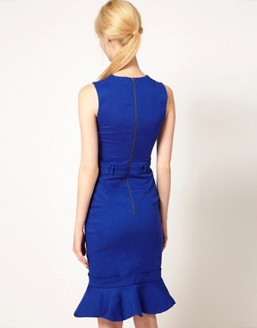 Image 2 ofPreen Line Danna Dress with Fluted Hem