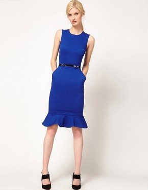 Image 4 ofPreen Line Danna Dress with Fluted Hem