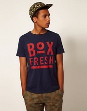 Boxfresh T-Shirt Logo Larzz