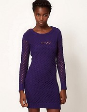 Mara Hoffman Knit Mini Dress