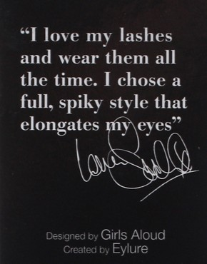 Image 4 ofGirls Aloud By Eylure False Lashes- Sarah