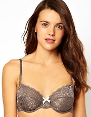 Elle Macpherson Intimates B-G Long Long Ago Underwrie Balconette Bra