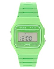 Casio F-91WC-3AEF Digital Green Watch