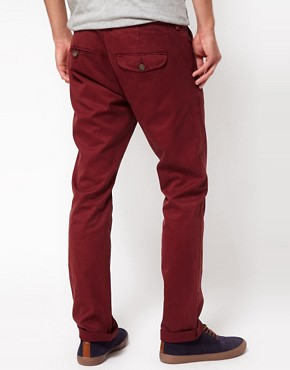Image 2 ofRiver Island Nolan Chinos