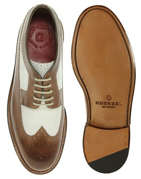 Image 2 ofGrenson Exclusive To ASOS Sid Correspondent Shoes