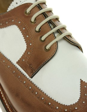 Image 3 ofGrenson Exclusive To ASOS Sid Correspondent Shoes