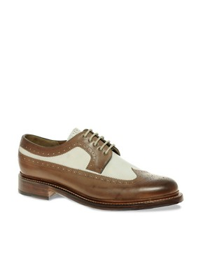 Image 1 ofGrenson Exclusive To ASOS Sid Correspondent Shoes