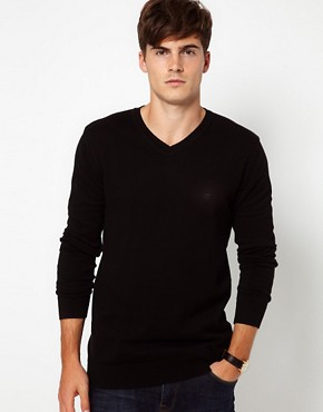 Image 1 ofFrench Connection V Neck Jumper