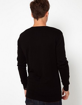 Image 2 ofFrench Connection V Neck Jumper