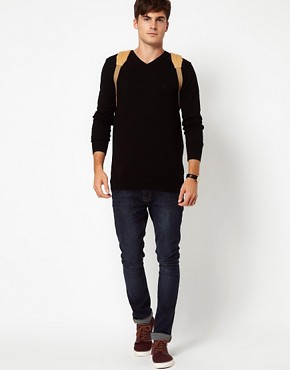Image 4 ofFrench Connection V Neck Jumper