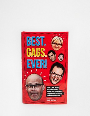 Best Gags Ever Book