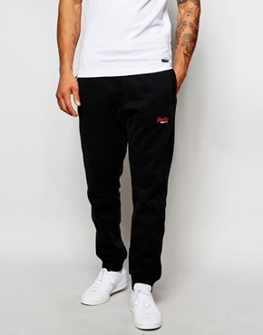 Superdry Orange Label Tracksuit Joggers with Tipping