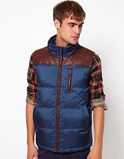 Minimum Down Gilet