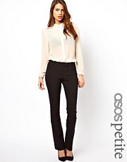 ASOS PETITE Trousers With Kick Flare