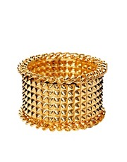 Yasmin By Gogo Philip Statement Chunky Chain Link Bangle